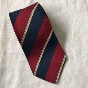 Polo by Ralph Lauren // Silk Striped Tie